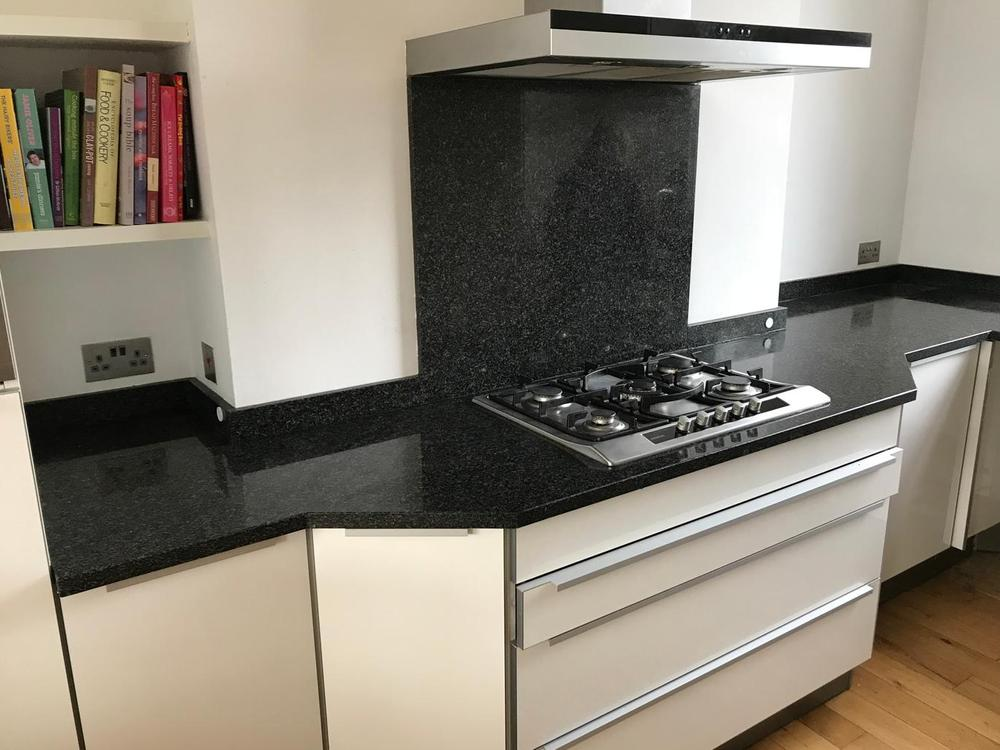 Eggersmann Kitchen with Granite Worktops & Appliances