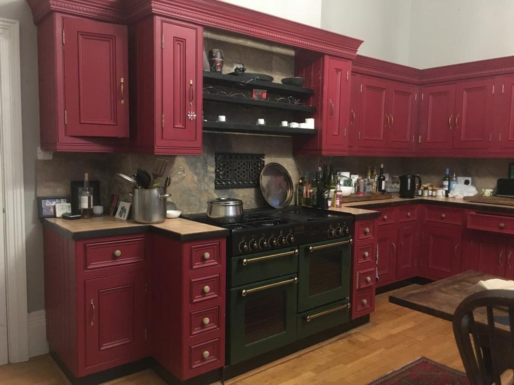 Hand Built Traditional Kitchen