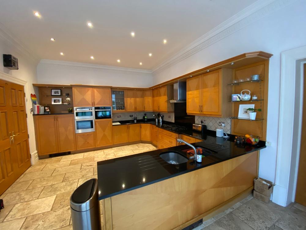 Well made Wooden Kitchen by Bollinway